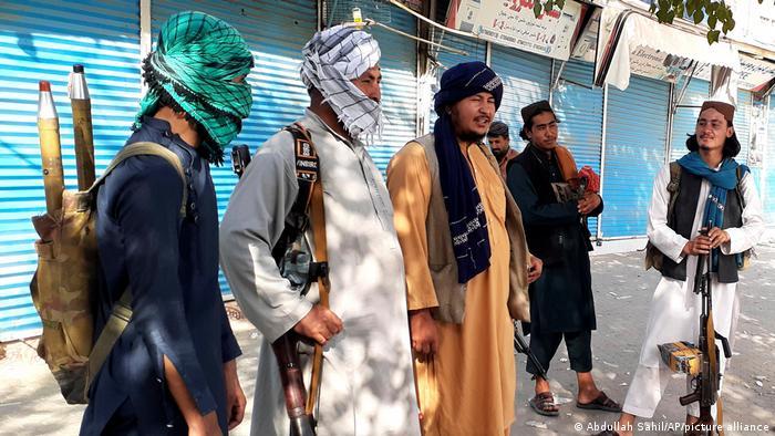 Afghanistan   Zwischen den Fronten   Taliban erobern Kundus