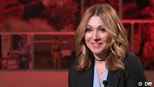 Belarussische Sängerin Angelika Agurbasch im Interview mit DW, Juli 2021