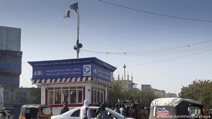 En la ciudad de Kunduz, recapturada, ahora flamea la bander talibán, todo un símbolo del fracaso de las tropas aliadas occidentales en lucha por la soberanía de Afganistán.