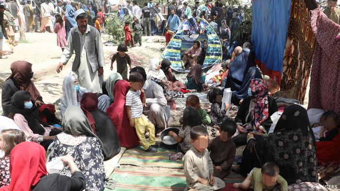 Afghanistan | Bürger fliehen vor Kämpfen zwischen Taliban und Sicherheitskräften