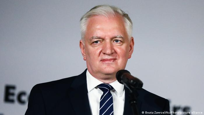 Polen I Jaroslaw Gowin