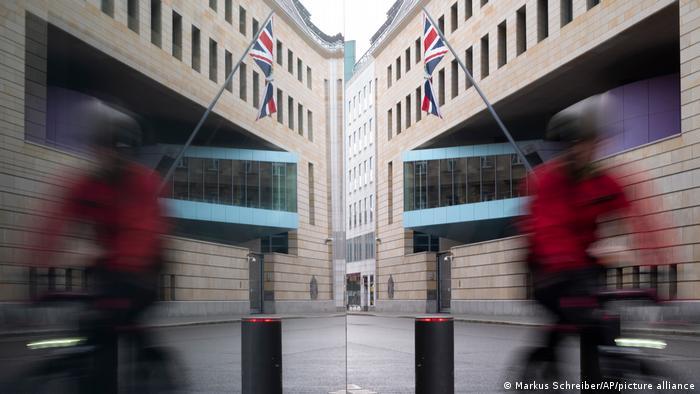 Berlin: pracownik brytyjskiej ambasady podejrzany o szpiegostwo dla Rosji
