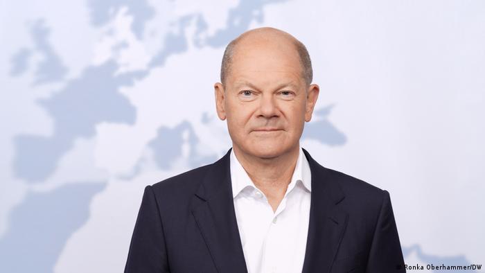 DW Interview BTW Olaf Scholz SPD