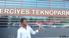 Tensae Alemayehu is 5th year Mechanical Engineering student at Mekelle University, Ethiopia and a member of Ethiopian Space Science Society (ESSS). He, won African Space Industry Top 10 Under-30 Awardees – Class of 2021.