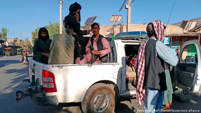 Боевики в провинции Фарах