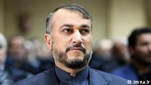 Ebrahim Raisi, der neue Irans Präsident nominiert Hossein Amir-Abdollahian als Außenminister