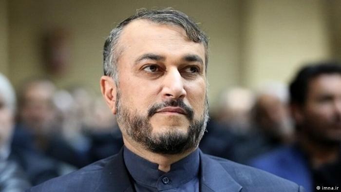 حسین امیر عبداللهیان، وزیر خارجه جمهوری اسلامی