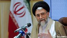 Ebrahim Raisi, der neue Irans Präsident nominiert Esmaeel Khatib als Geheimnisminister