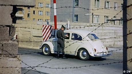 Το Τείχος του Βερολίνου και η Στάζι