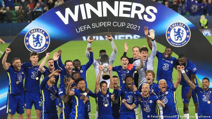 UEFA-Supercup 2021 | Chelsea gegen Villarreal | Pokalsieger