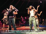 گروهه رقص و موزیک جوانان