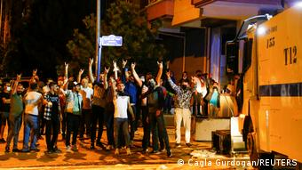 Τούρκοι εθνικιστές στην Άγκυρα