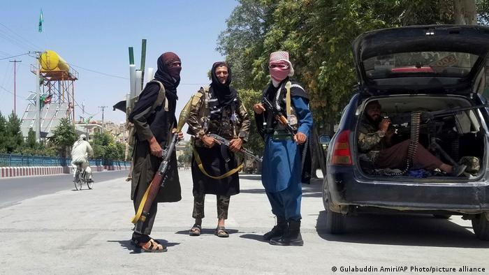 Afghanistan Ghazni | Taliban Kämpfer