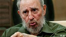 Kuba Fidel Castro Interview in Havanna