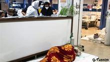 Irans Gesundheitssystem kollabiert. Krankenhäuser haben kein freies Bett mehr. Medikamente und Impfstoffe fehlen. Die fünfte Coronawelle fordert täglich mehr als 500 Toten.