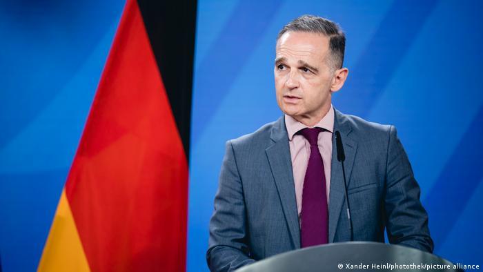El ministro de Exteriores alemán, Heiko Maas, en una imagen reciente.