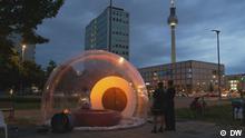 14.8.2021, Euromaxx, Berlin, Ausstellung Plastique Fantastique