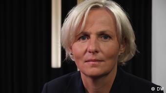 DW Sendung To The Point | Sandra Petersmann