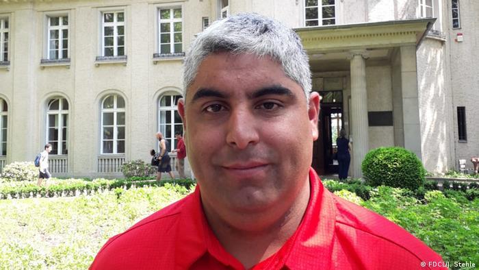 Johan Cisternas es una de las víctimas del sistema criminal de Paul Schäfer en Colonia Dignidad.