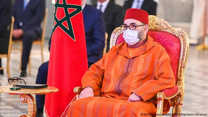 Marokkos König Mohammed VI. (58) sitzt bereits seit mehr als 20 Jahren auf dem Thron