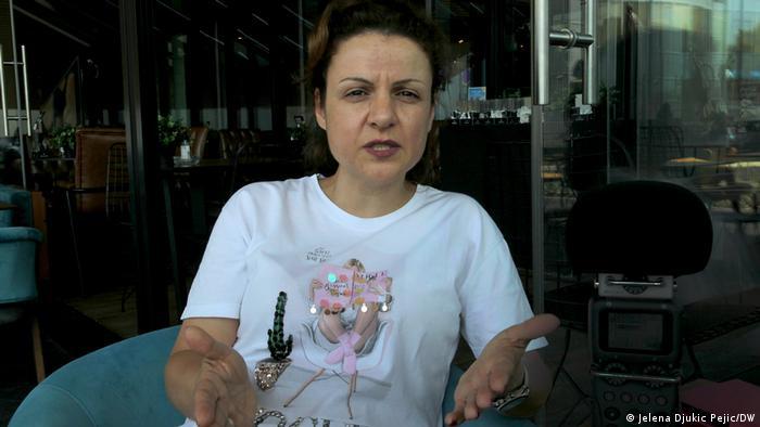 Katarina Adamović je protiv onlajn nastave i protiv vakcinacije dece cepivima za kovid