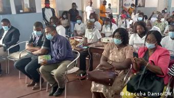 Guinea-Bissau 30 Jahre Guineische Liga für Menschenrechte