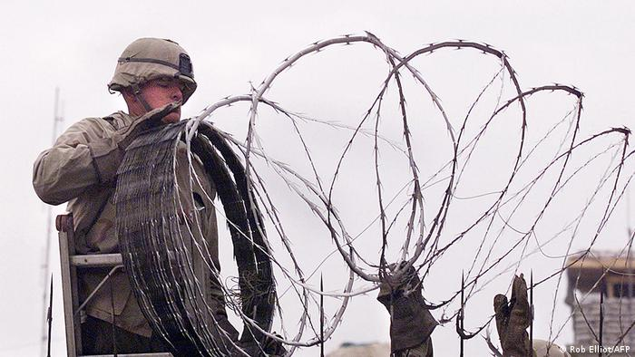 USA wyślą 3000 dodatkowy żołnierzy do ochrony lotniska w Kabulu przed ofensywą talbów
