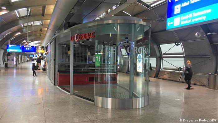 Aerodrom u Frankfurtu, 3.08.2021.