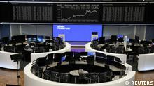 The German share price index DAX graph is pictured at the stock exchange in Frankfurt, Germany August 12, 2021. REUTERS/Staff