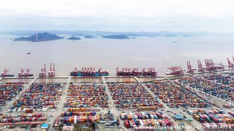 Κινεζικές πιέσεις στις γερμανικές εξαγωγές