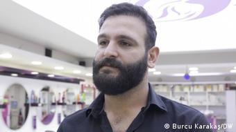 Ο Χιντίρ, Σύρος στην Τουρκία