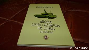Neues Buch vom angolanischen Wirtschaftsexperte Jonuel Gonçalve