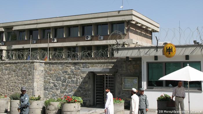 Посольство ФРГ в Кабуле
