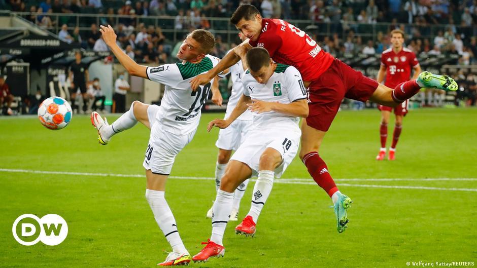 DFB-Pokal: Gladbach im Klassiker gegen die Bayern