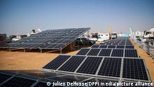 Solar Panel of Green Corp during the 8th stage of the Dakar 2021 between Sakaka and Neom, in Saudi Arabia on January 11, 2021 - Photo Julien Delfosse / DPPI