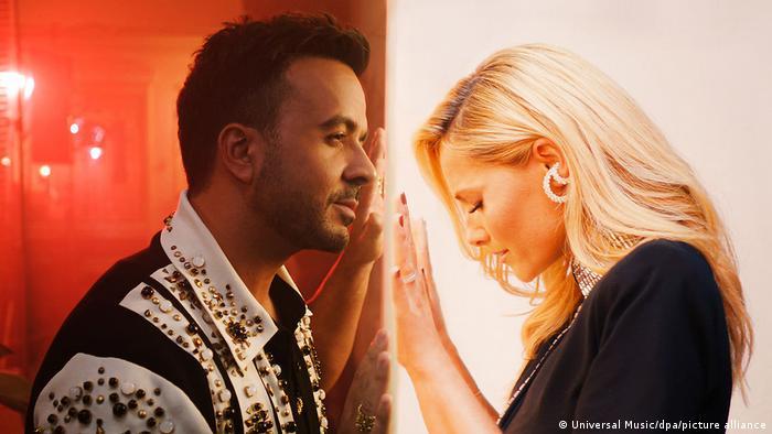 «Vamos a Marte» - Helene Fischer im Duett mit Luis Fonsi