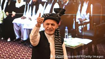 Afghanistan | Präsident Ashraf Ghani