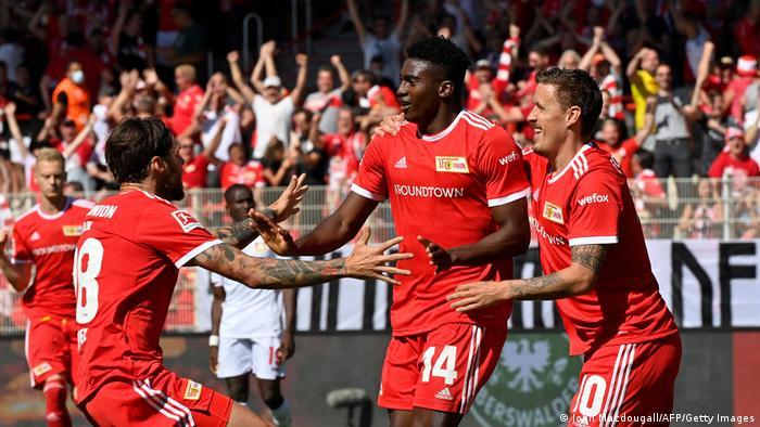 Bundesliga   Fußball   FC Union Berlin-Bayer 04 Leverkusen