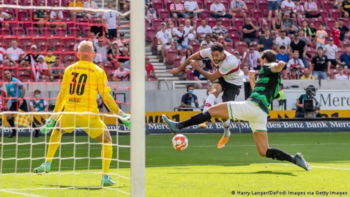 Fußball | Bundesliga | VfB Stuttgart - SpVgg Greuther Fürth | Tor 5:1