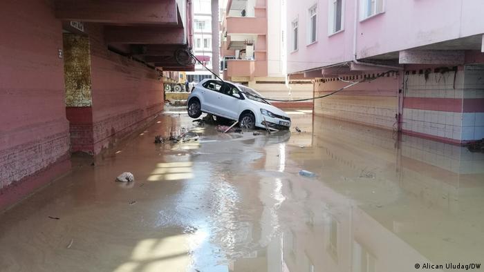 Türkei Überschwemmungen