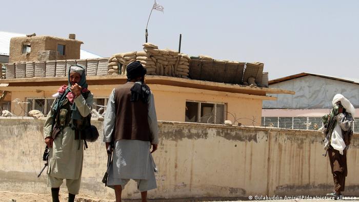 Afghanistan - Taliban-Kämpfer
