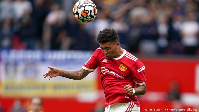 England Manchester United Jadon Sancho