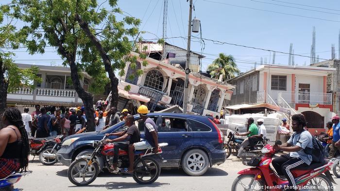 据古巴居民称,这次地震古巴也有震感