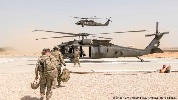 Afghanistan Kundus | US-Soldaten in Afghanistan | Hubschrauber
