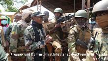 Malis Premierminister Choguel Kokalla Maïga Copyright: Presse- und Kommunikationsdienst des Premierministers von Mali