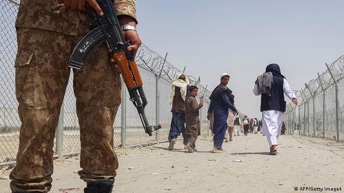 Pakistansko-afganistanska granica