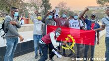 Huambo, Angola+++Angolan police prevented a student demonstration in the city of Huambo, claiming lack of authorization. The Angolan Students Movement criticizes what it considers to be the mercantilization of education in the country.