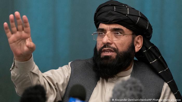 Представитель офиса Талибана в Катаре Сохаил Шахин