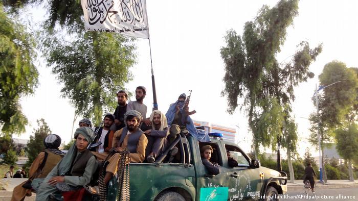 Afghanistan | Taliban-Kämpfer