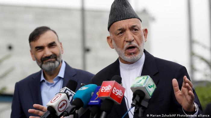 Afghanistan | ehemaliger PräsidentHamid Karzai